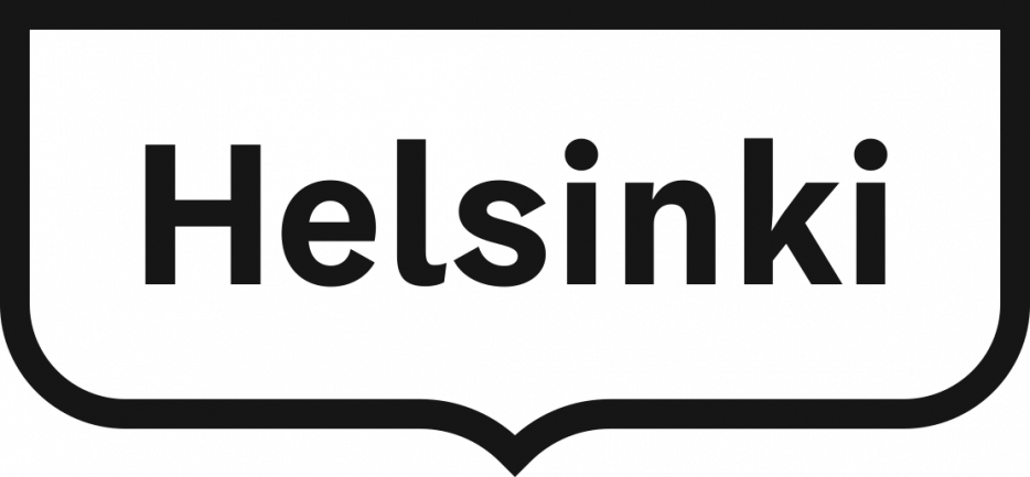 Helsingin logo.