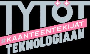 Tytöt teknologiaan -logo.